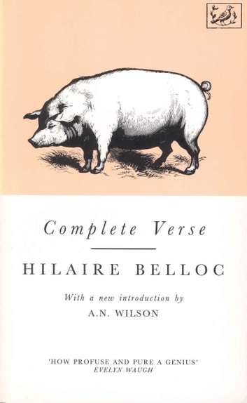 Complete Verse eBook by Hilaire Belloc