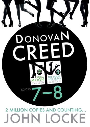 Donovan Creed Two Up 7-8 - Donovan Creed Books 7 and 8 ebook by John Locke