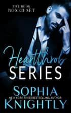 Heartthrob Boxed Set Books 1 - 5 ebook by Sophia Knightly