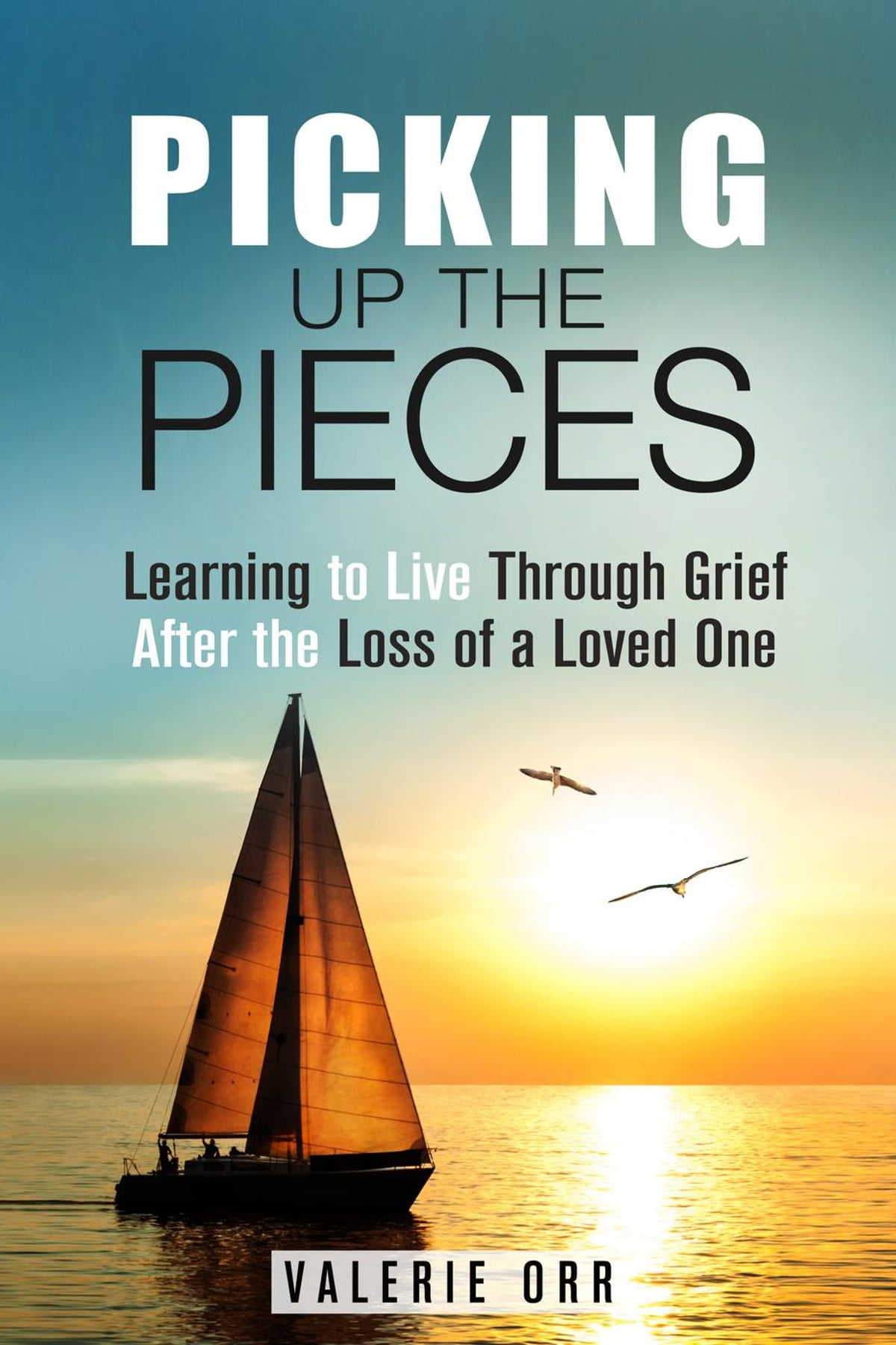 Learning To Live Through Grief After