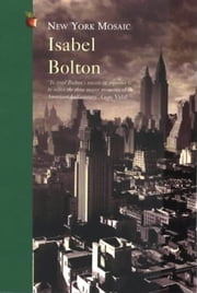 New York Mosaic - (VMC) ebook by Isabel Bolton