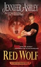 Red Wolf eBook par Jennifer Ashley