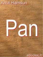 Pan ebook by Hamsun, Knut