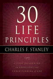 30 Life Principles ebook by Charles Stanley