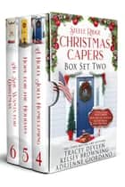 Steele Ridge Christmas Caper Box Set 2 - A Small Town Military Multicultural Secret Baby Holiday Romance Novella Box Set ebook by Tracey Devlyn, Kelsey Browning, Adrienne Giordano