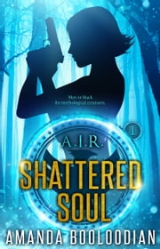 Shattered Soul ebook by Amanda Booloodian