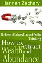 How to Attract Wealth and Abundance ebook by Hannah  Zachary
