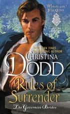 Rules of Surrender ebook by Christina Dodd