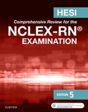 HESI Comprehensive Review for the NCLEX-RN® Examination ebook by HESI