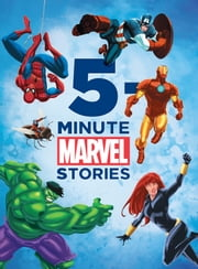 Marvel 5-Minute Stories ebook by Disney Book Group