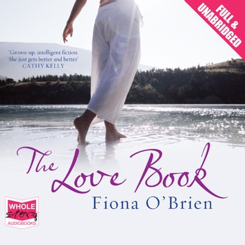 The Love Book audiobook by Fiona O'Brien