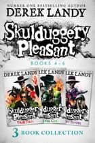 Skulduggery Pleasant: Books 4 – 6 The Death Bringer Trilogy: Dark Days, Mortal Coil, Death Bringer ebook by Derek Landy