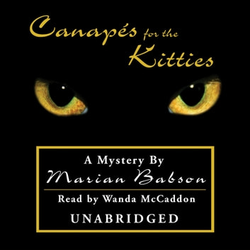 Canapés for the Kitties audiobook by Marian Babson