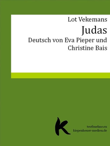 Judas - Monolog ebook by Lot Vekemans