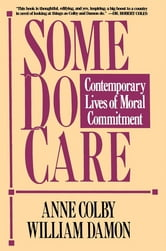 Some Do Care ebook by Anne Colby,William Damon