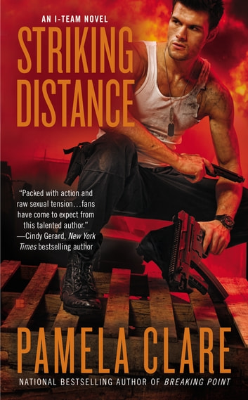 Striking Distance ebook by Pamela Clare
