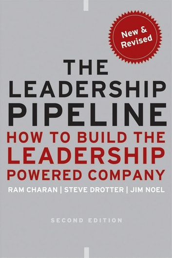 The Leadership Pipeline - How to Build the Leadership Powered Company ebook by Ram Charan,Stephen Drotter,James Noel