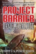 Project Barrier ebook by Daniel F. Galouye