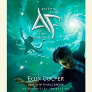 Artemis Fowl 6: The Time Paradox audiobook by Eoin Colfer