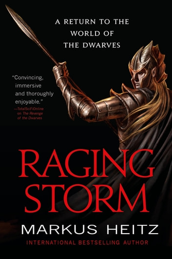 Raging Storm eBook by Markus Heitz