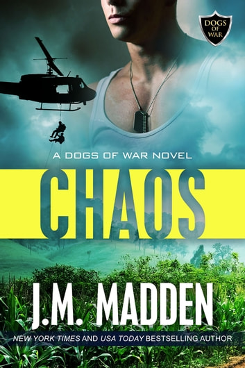 Chaos - A Lost and Found Series Spinoff ebook by J.M. Madden