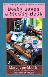 Death Loves a Messy Desk ebook by Mary Jane Maffini