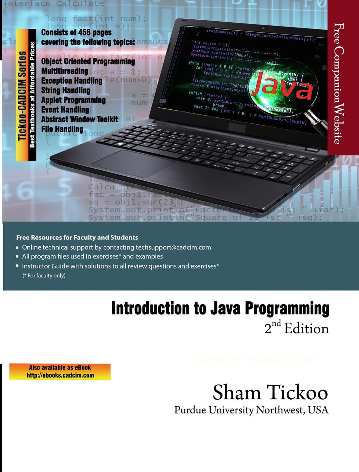 Introduction to Java Programming, 2nd Edition ebook by Prof Sham Tickoo -  Rakuten Kobo