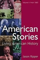American Stories ebook by Jason Ripper