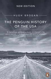 The Penguin History of the United States of America ebook by Hugh Brogan