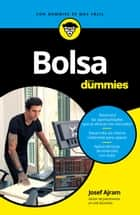 Bolsa para Dummies ebook by Josef Ajram
