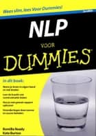 NLP voor Dummies ebook by Romilla Ready, Kate Burton