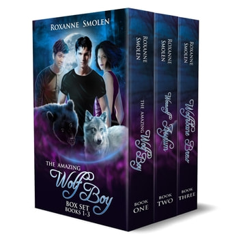Wolf Boy Box Set - The Amazing Wolf Boy ebook by Roxanne Smolen