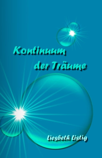 Kontinuum der Träume ebook by Liesbeth Listig