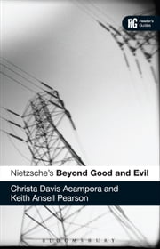 Nietzsche's 'Beyond Good and Evil' - A Reader's Guide ebook by Professor Christa Davis Acampora,Professor Keith Ansell Pearson