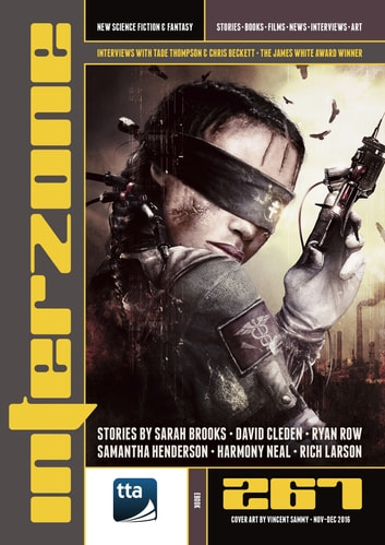 Interzone #267 (November-December 2016) ebook by TTA Press