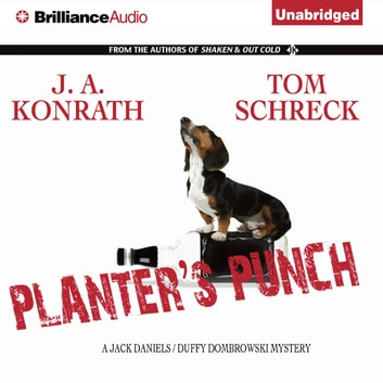 Planter's Punch audiobook by J. A. Konrath,Tom Schreck