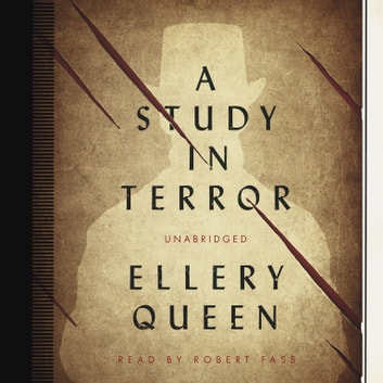 A Study in Terror audiobook by Ellery Queen