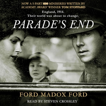 Parade's End audiobook by Ford Madox Ford