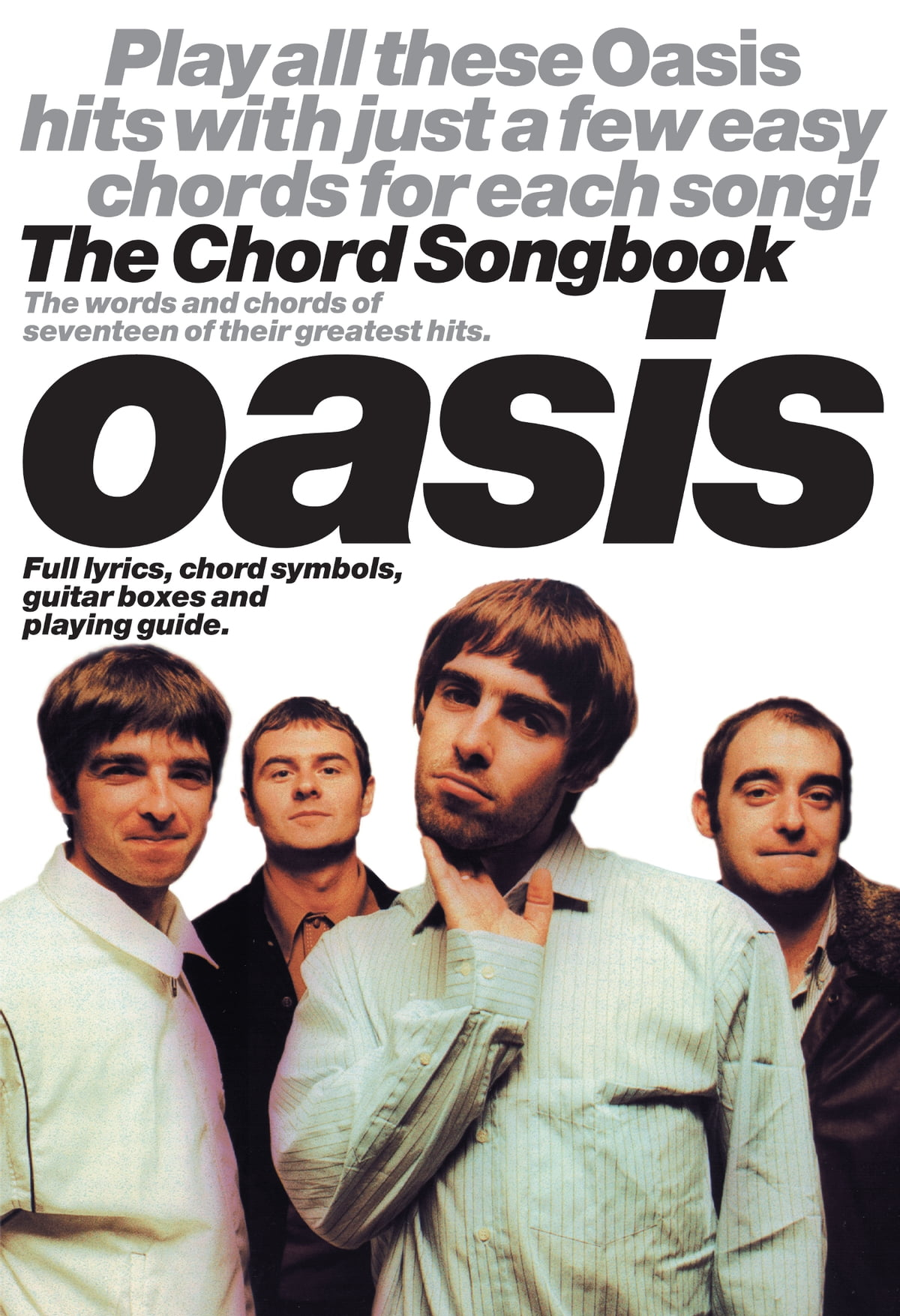 Oasis The Chord Songbook Ebook By Wise Publications 9781783233250