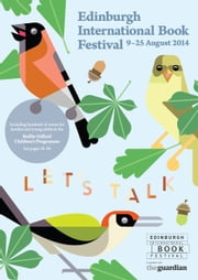 Edinburgh International Book Festival - 2014 Brochure ebook by Edbookfest