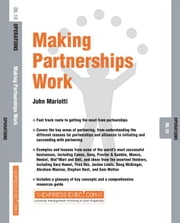Making Partnerships Work: Operations 06.10 ebook by Mariotti, John
