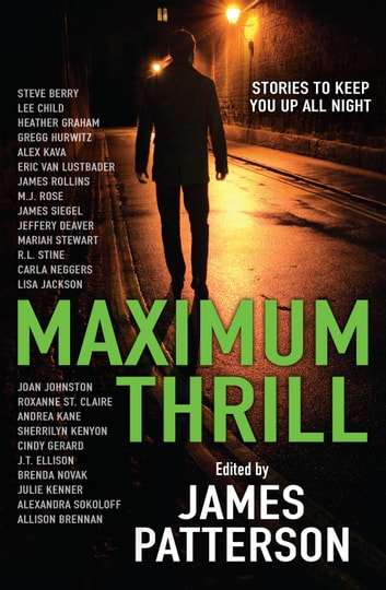 Maximum Thrill ebook by Inc. Thriller Writers