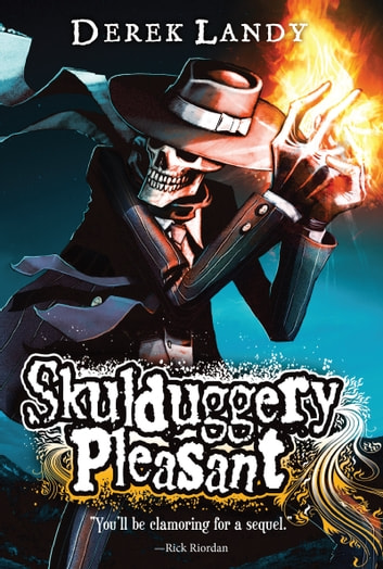 Skulduggery Pleasant ebook by Derek Landy