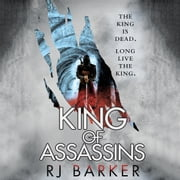 King of Assassins audiobook by RJ Baker