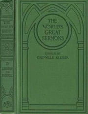 The World's Great Sermons, Volume 04 (Illustrated) ebook by Various