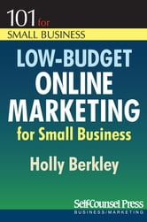 Low-Budget Online Marketing ebook by Holly Berkley