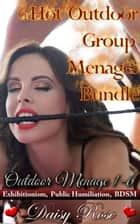 6 Hot Outdoor Group Menages Bundle - Outdoor Menage ebook by Daisy Rose