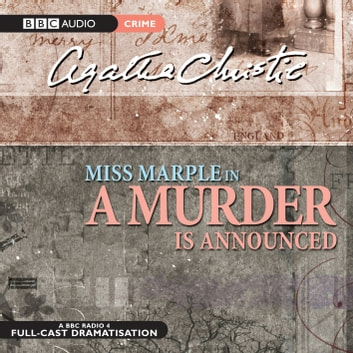 A Murder Is Announced audiobook by Agatha Christie
