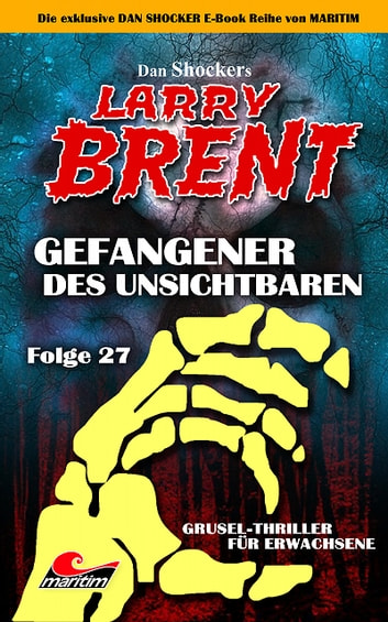 Dan Shocker's LARRY BRENT 27 ebook by Dan Shocker