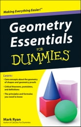 Geometry Essentials For Dummies ebook by Mark Ryan